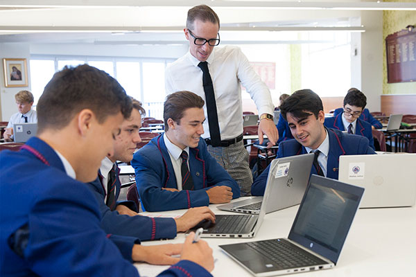 Marcellin College Randwick Learning and Acheivement